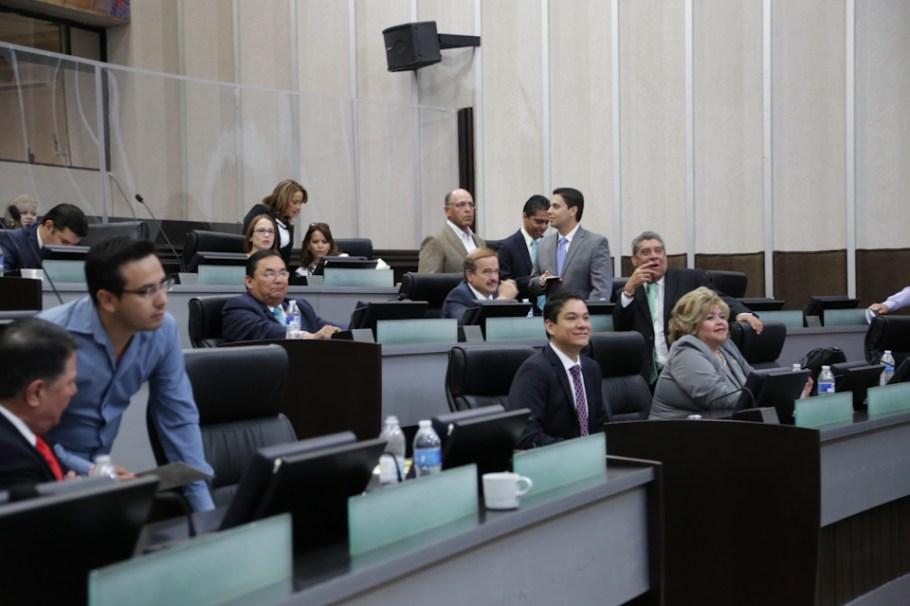 No hubo quorum en el salon de plenos.