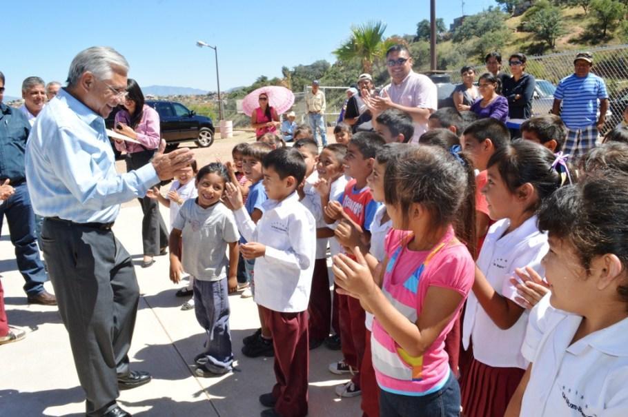 Pide RGM cuidar escuelas en estas vacaciones de Semana Santa.