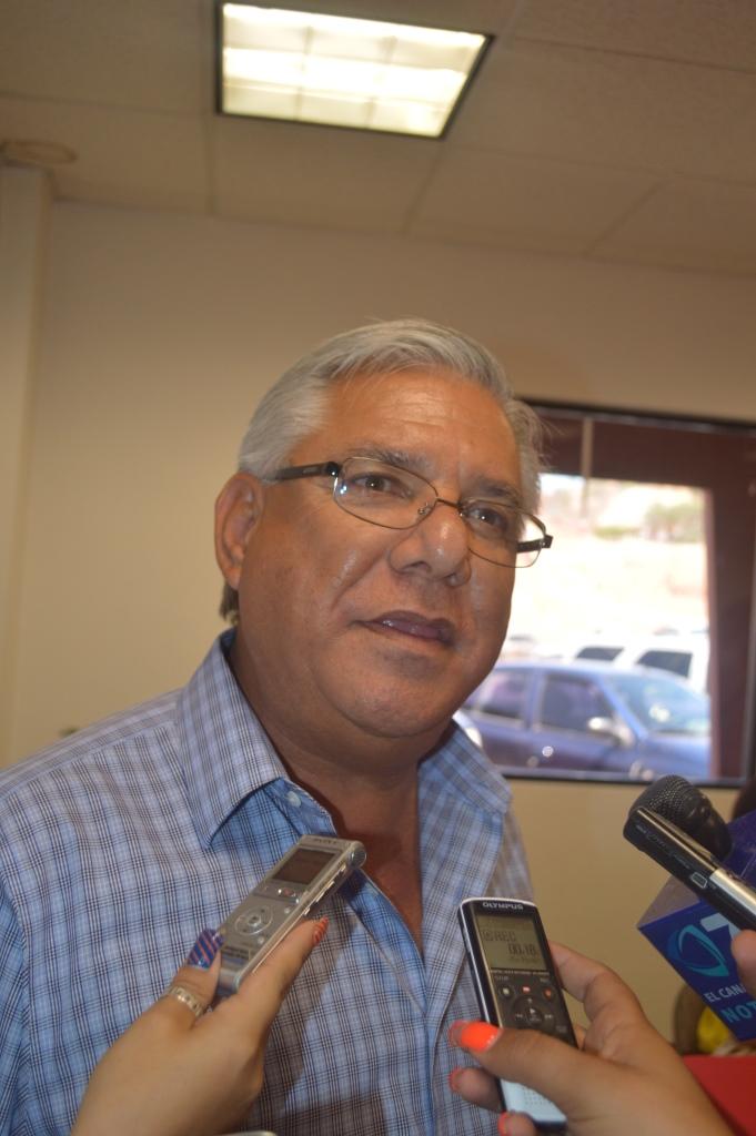 Busca más proyectos el alcalde Ramón Guzmán en visita a la Ciudad de México.