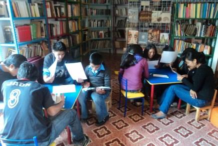 Invitan a ciclo de lectura en plaza Ochoa