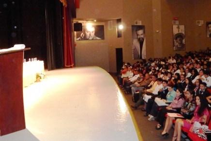 Promueve Humberto Robles Pompa convivencia pacífica y de respeto en las escuelas