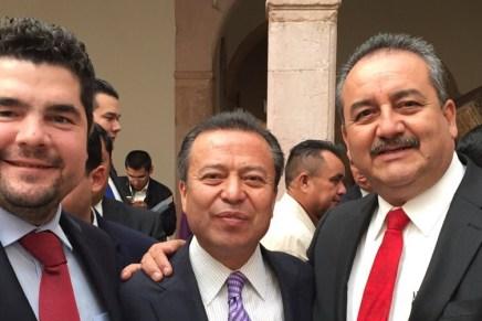 Representan diputados Abraham Montijo y Alejandro García al Congreso de Sonora en reunión nacional