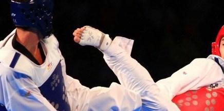 Consigue taekwondoín nogalense René Lizárraga pase para México a los Panamericanos