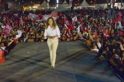 """""""Su voto para la fórmula del PRI, representa un futuro mejor para nuestros hijos"""": Yanula Orozco"""