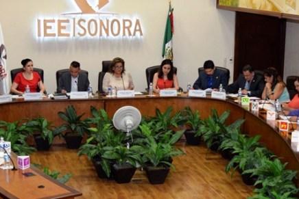 Cumplimenta IEEyPC resolutivos del Tribunal Estatal Electoral