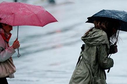 Continuarán lluvias para este jueves y viernes, se despejarán los cielos para el fin de semana