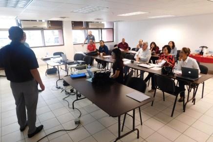 Capacita ASU a instructores para atender emergencias de materiales peligrosos en la maquiladora