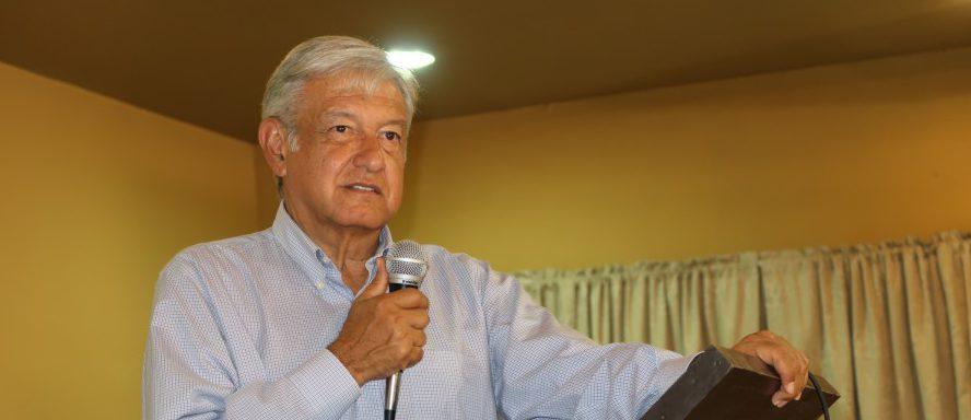 Esperan visita de López Obrador este martes en SLRC