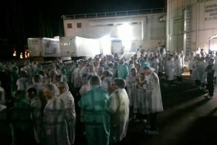 Evacuan a cientos de trabajadores de BD por enorme fuga de gas