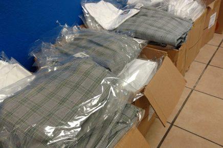 Desde este lunes, la entrega de uniformes escolares será solo en la Canaco