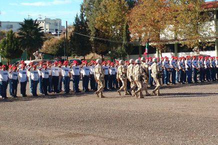 Mas de 200 jóvenes nogalenses obtienen su cartilla militar