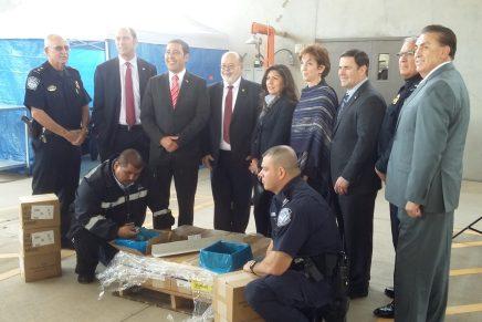 Arranca segunda fase de la revisión unificada entre CBP y Aduana de México en Mariposa