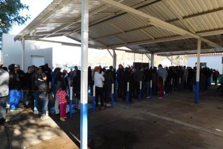 Hasta dos mil visas expide el INM al día en el KM21