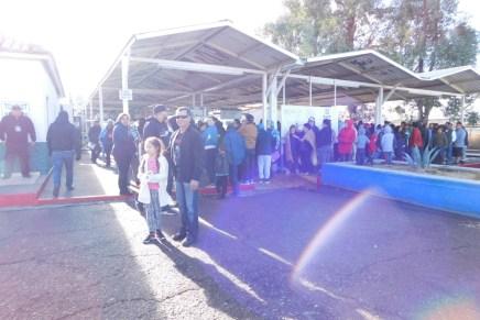 Más de 40 mil paisanos han ingresado por Sonora desde noviembre: INM