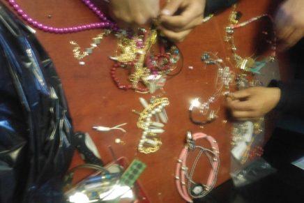 Liberan a presuntos ladrones de una joyería por no existir denuncia