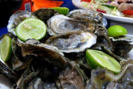 Continúa la veda precautoria sanitaria de moluscos bivalvos, como el ostión y almeja