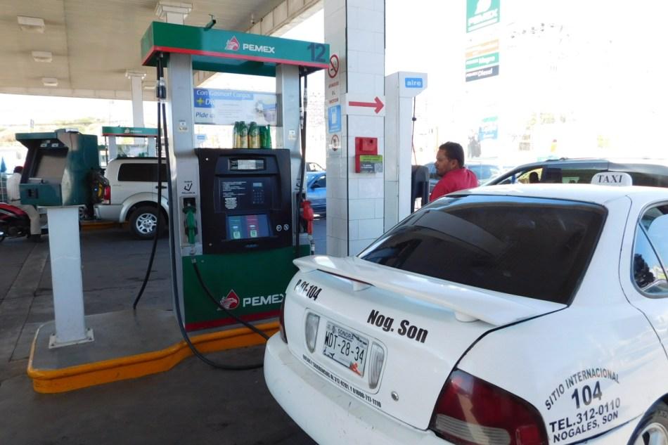 Aumentaría hasta 20 pesos el litro de gasolina para enero: Amegas