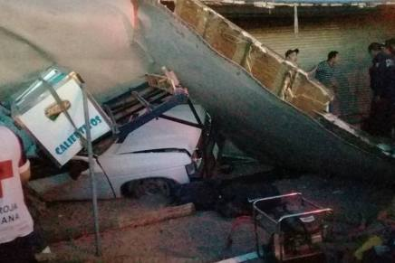 Joven mujer de apenas 21 años ocasionó accidente que costó la vida de seis personas, en Caborca
