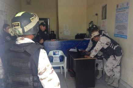 Confirma jefe policiaco, sin irregularidades tras revisión de armamento por parte de Sedena