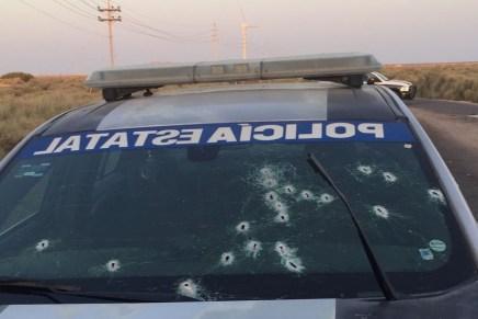 Confirma SSP asesinato a balazos de dos policías estatales