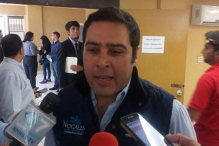 Considera Temo Galindo opción de reelegirse como alcalde de Nogales