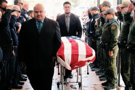 Muere en accidente carretero conocido agente del CBP, originario de Nogales