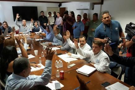 Apoya Cabildo reelección de alcaldes en Nogales
