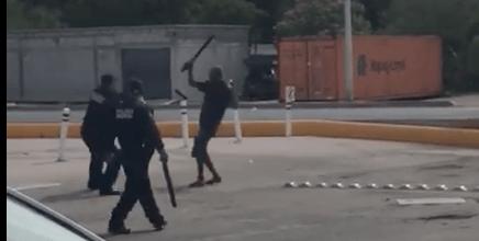 "Empiezan a caer ""macheteros"", abaten policías a dos en diferentes hechos"