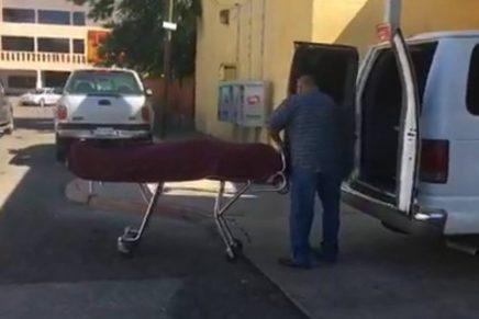 Fallece sujeto baleado en la cabeza, ya está identificado