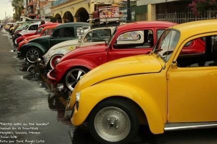 "Llega a Nogales la Cuarta Fiesta ""Volks On The Border"""