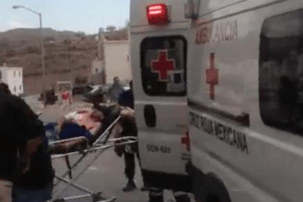 Acribillan a balazos a empleado de expendio en Lomas de Anza