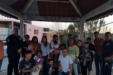 Llevan programa Escuela para Padres a colonias focalizadas de Nogales