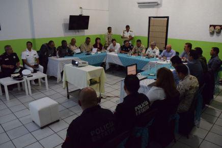 Lleva a cabo Grupo Coordinado reunión de evaluación en Cajeme