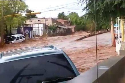 Implementan operativo de seguridad ante lluvias