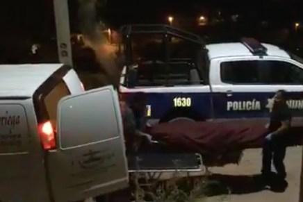 Muere persona intoxicada por drogas en pleno traslado, en La Mesa