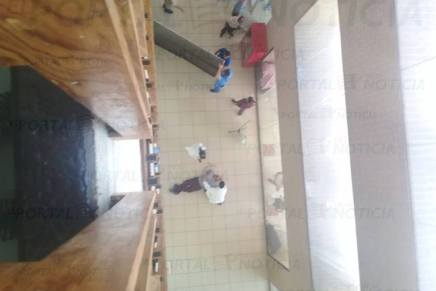 Se suicida derechohabiente del IMSS, tirándose desde el tercer piso de la UMAE