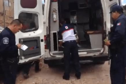 Detienen a conductor que intentó fugarse tras atropellar a mujer