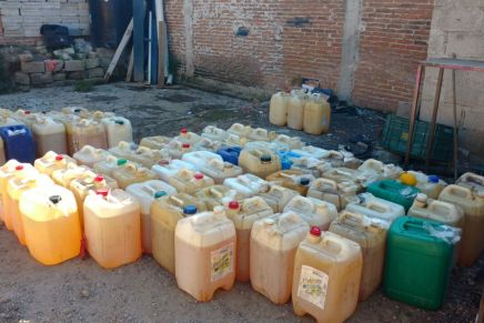 """Caen otros 5 """"huachicoleros"""", robaban más de 45 mil 500 litros de combustible"""
