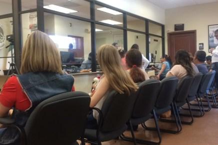 Por Covid-19, suspende consulado mexicano toda actividad en Nogales, Arizona