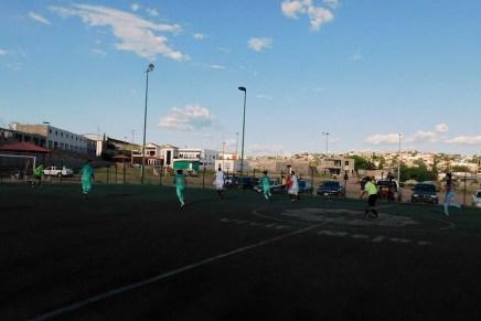 Premia Jorge Freig presidente del PRI a ganadores de torneo interbarrial de fútbol rápido