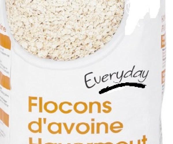 Gezond afslanken : recept ontbijt havermoutpap. met rozijnen.