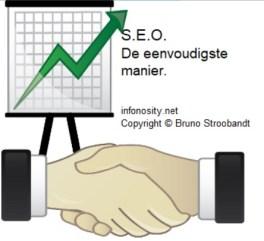 Hoe meer bezoekers krijgen op uw website - snel geld verdienen Pagina 2 - Copyright (c) Bruno Stroobandt https://infonosity.net