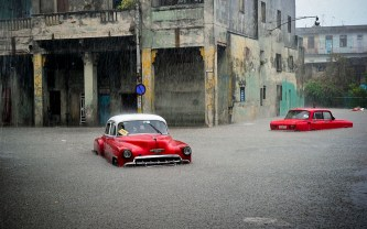 ФОТО ДНЯ: Куба: Наводнение