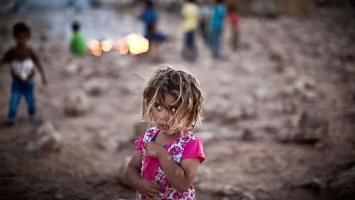 Фото дня: Сирийская беженка