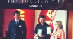 SHRM India Annual Conference 2016 ( Part 2) #SHRMI16