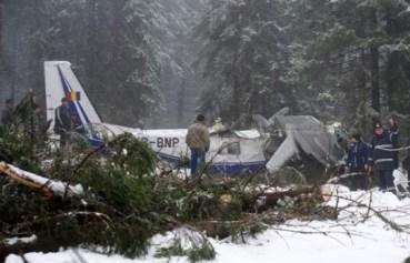 Stadiul anchetei în cazul accidentului aviatic din Apuseni.