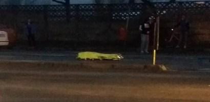 Pieton accidentat mortal pe strada Dragos Voda din Oradea