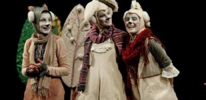 """Teatrul Odeon la Oradea cu un spectacol pentru copii """"Copilaria lui Vivaldi"""""""