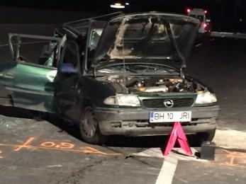 Tragedie in Ungaria. Soferul unui opel cu numere de Bihor a decedat intr-un grav accident de circulatie, in apropiere de Budapesta