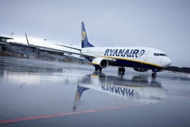 Ryanair anunta ca primele zboruri pe ruta Oradea-Londra, vor incepe in septembrie